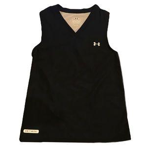 Under armour sleeveless athletic tank top girls